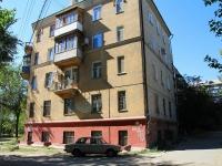 Волгоград, улица Кузнецова, дом 26. многоквартирный дом