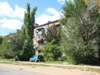 Волгоград, улица Кузнецова, дом 27. многоквартирный дом