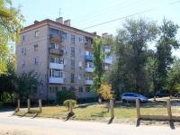 Волгоград, улица Ольги Форш, дом 3. многоквартирный дом
