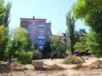 Волгоград, улица Ольги Форш, дом 4. многоквартирный дом