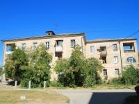 Волгоград, улица Ольги Форш, дом 6. многоквартирный дом