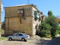Волгоград, улица Ольги Форш, дом 8. многоквартирный дом