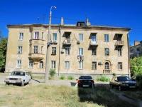 Волгоград, улица Ольги Форш, дом 10. многоквартирный дом