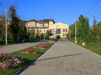 Volgograd, st Pelshe, house 3. community center