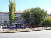 Волгоград, улица 64 Армии, дом 4. многоквартирный дом