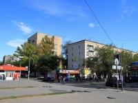 Волгоград, улица 64 Армии, дом 24. многоквартирный дом