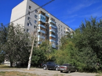 Volgograd, st Bystrov, house 64. Apartment house