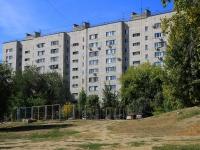 Volgograd, st Bystrov, house 80А. Apartment house