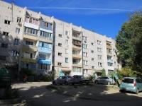 Volgograd, st Bystrov, house 84Б. Apartment house