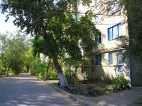 Volgograd, st Bystrov, house 88. Apartment house