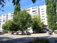 Волгоград, улица Турбинная, дом 186. многоквартирный дом