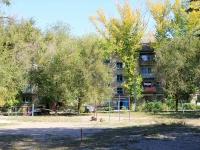 Волгоград, улица Губкина, дом 4. многоквартирный дом
