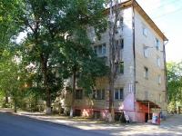 Волгоград, улица Губкина, дом 15. многоквартирный дом