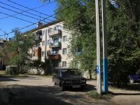 Волгоград, улица Губкина, дом 15А. многоквартирный дом