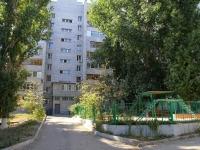 Волгоград, улица Закавказская, дом 2А. многоквартирный дом