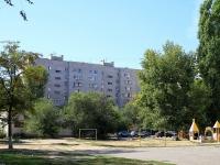 Волгоград, улица Закавказская, дом 6. многоквартирный дом