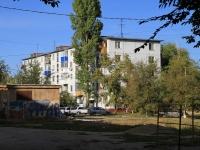 Волгоград, улица Зины Маресевой, дом 7А. многоквартирный дом