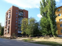 Volgograd, st Ziny Maresevoy, house 9. Apartment house
