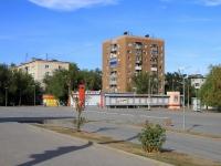 Волгоград, улица Зины Маресевой, дом 15. многоквартирный дом