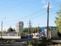 Volgograd, st Kirov. garage (parking)