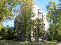 Волгоград, улица Козака, дом 9Б. многоквартирный дом