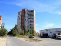 Волгоград, улица Колосовая, дом 6. многоквартирный дом