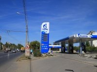Волгоград, улица Колосовая, дом 8Д. автозаправочная станция