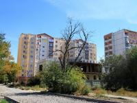 Волгоград, улица Колосовая, дом 10. многоквартирный дом