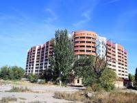 Волгоград, улица Колосовая, дом 12. строящееся здание