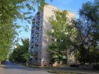 Волгоград, улица Козьмы Минина, дом 10. многоквартирный дом