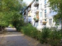Волгоград, улица Козьмы Минина, дом 14А. многоквартирный дом