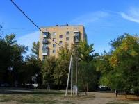 Волгоград, улица Козьмы Минина, дом 16. многоквартирный дом