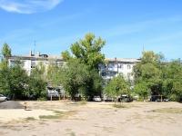 Волгоград, улица Курчатова, дом 4. многоквартирный дом