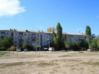 Волгоград, улица Курчатова, дом 6. многоквартирный дом