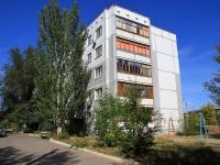 Волгоград, улица Курчатова, дом 10А. многоквартирный дом