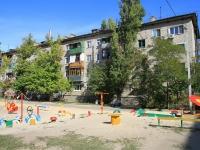 Волгоград, улица Курчатова, дом 16А. многоквартирный дом