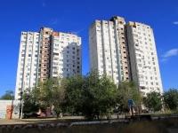 Волгоград, улица Никитина, дом 121. многоквартирный дом