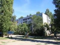 Волгоград, улица Одоевского, дом 50. многоквартирный дом