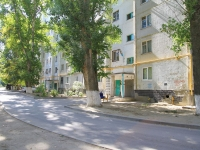 Волгоград, улица Одоевского, дом 52. многоквартирный дом