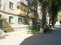 Волгоград, улица Одоевского, дом 66. многоквартирный дом
