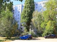 Волгоград, улица Одоевского, дом 68А. многоквартирный дом