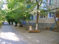 Волгоград, улица Одоевского, дом 80. многоквартирный дом