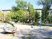 Волгоград, улица Фёдорова, дом 1. многоквартирный дом