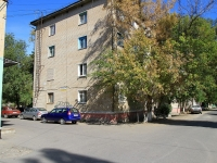 Волгоград, улица Фёдорова, дом 3. многоквартирный дом