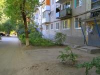 Волгоград, улица Федотова, дом 2. многоквартирный дом