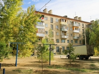 Волгоград, улица Бажова, дом 11. многоквартирный дом