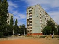 Волгоград, улица Библиотечная, дом 7. многоквартирный дом