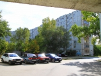 Волгоград, улица Библиотечная, дом 8. многоквартирный дом