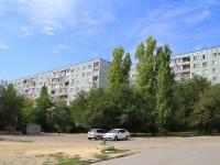 Волгоград, улица Библиотечная, дом 9. многоквартирный дом