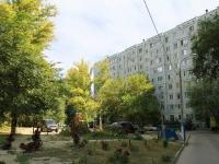 Волгоград, улица Библиотечная, дом 10. многоквартирный дом